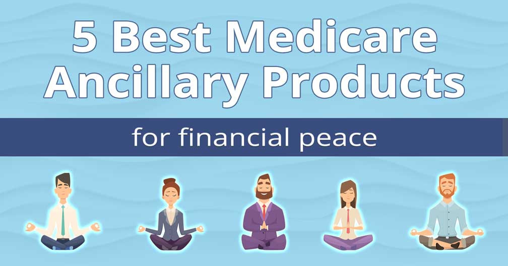 Achieve financial peace selling ancillary products