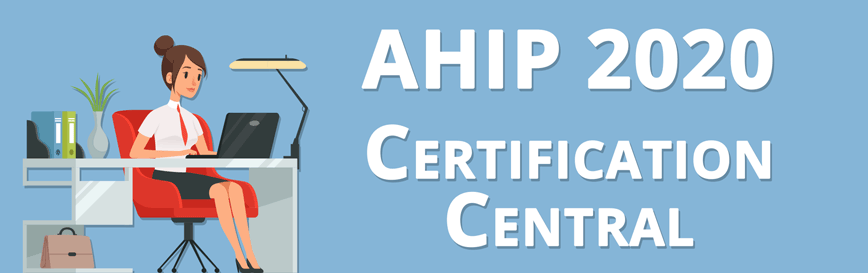AHIP Certification Central - NCC