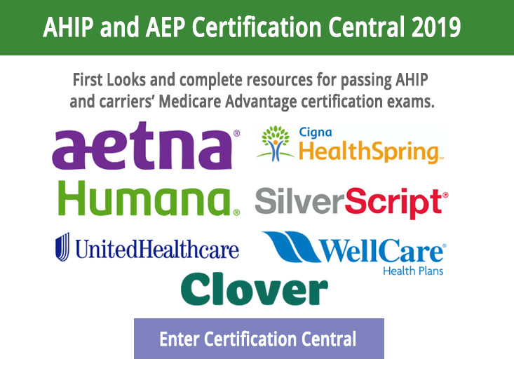 Medicare Advantage AEP Certification