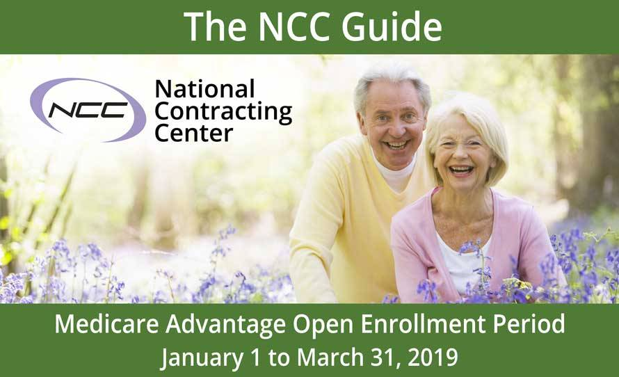 NCC's Guide to the new Medicare Advantage Winter 2019 Open Enrollment Period