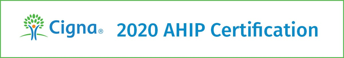 Cigna AHIP Certification Resources