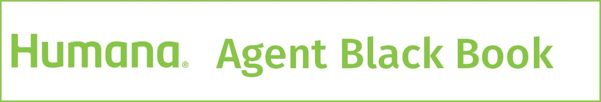 Humana Black Book of Agent Resources