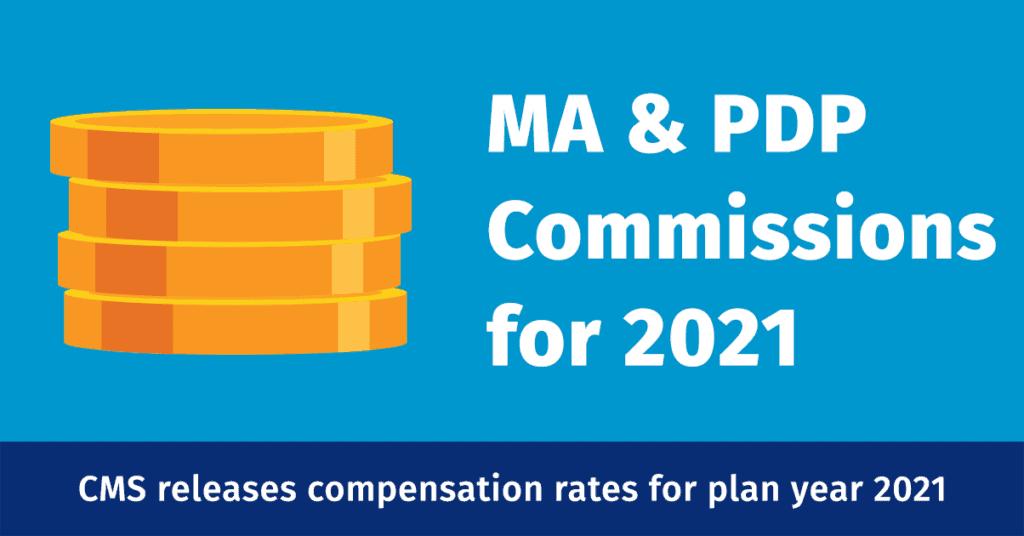 CMS 2021 Commissions