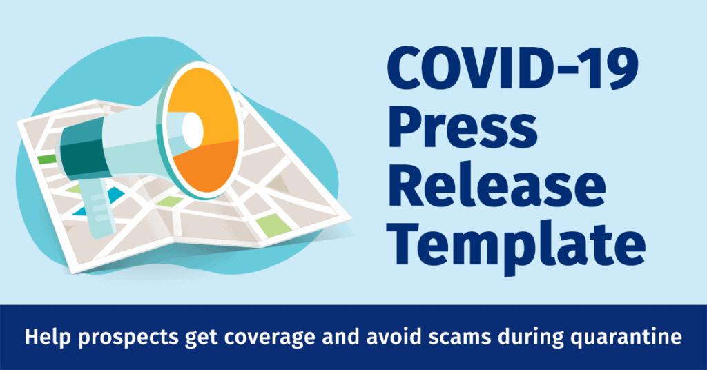 COVID-19 Press Release Template
