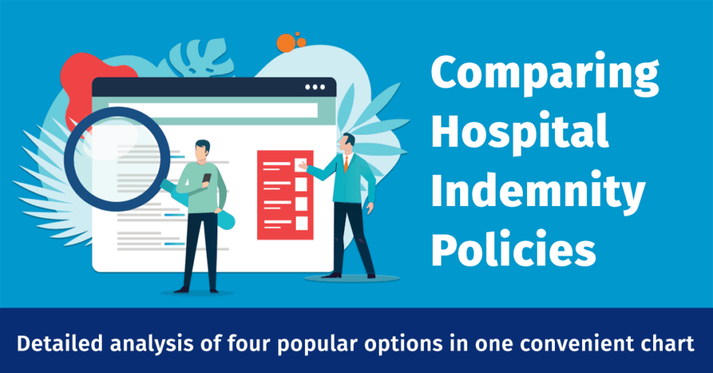 Compare Hospital Indemnity Policies