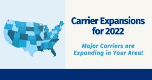 Medicare Advantage Carrier Expansions