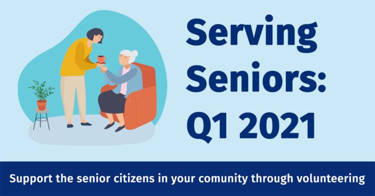 Serving Seniors January 2021