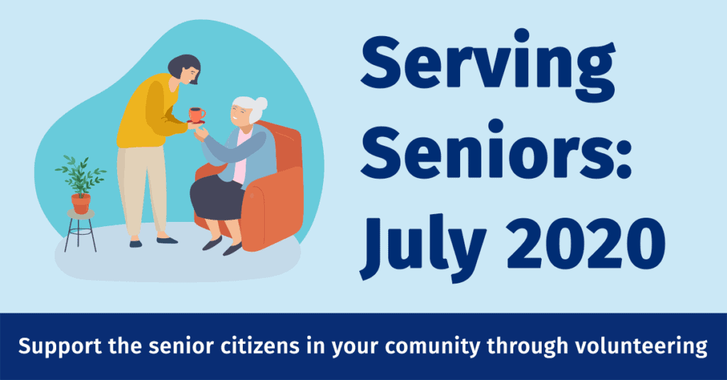 Serving Seniors, July 2020