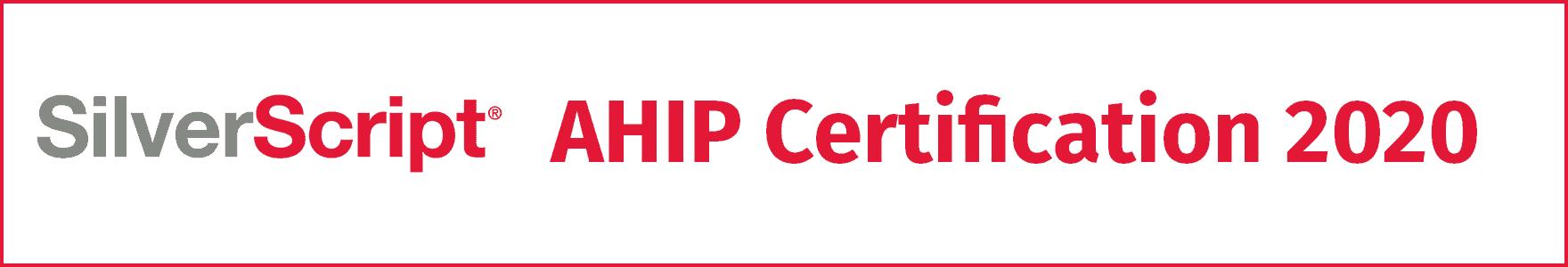 SilverScript AHIP Certification 2020