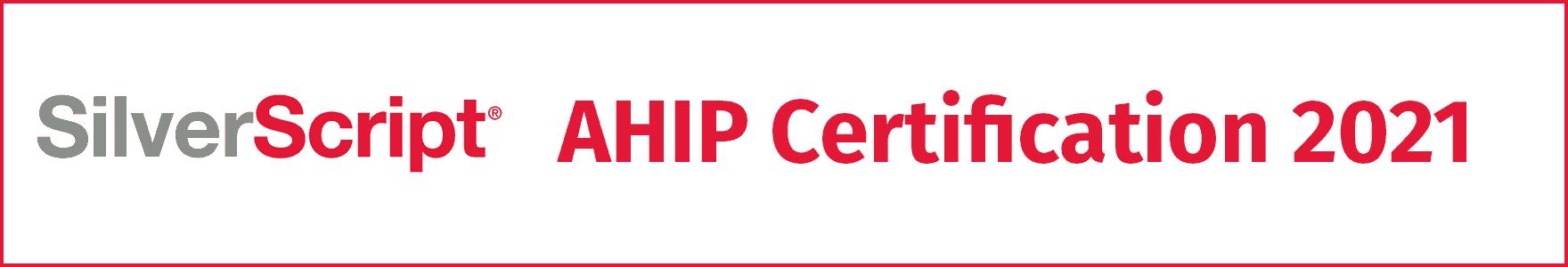 SilverScript AHIP Certification 2021