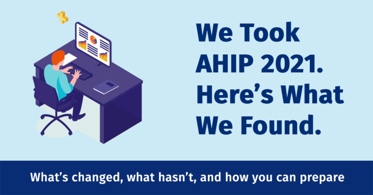 We Took AHIP 2021. Here's What We Found.