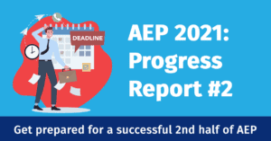 Medicare AEP Progress Report #2
