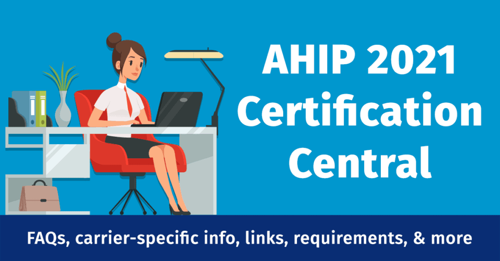 AHIP Certification Central 2021