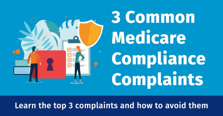 Medicare Compliance Complaints