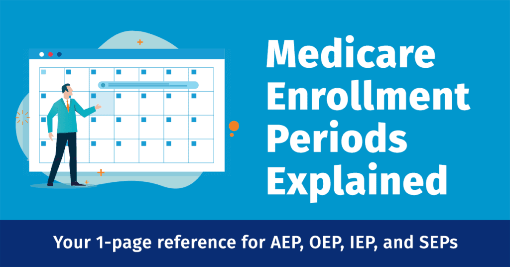 Medicare Enrollment Periods Explained